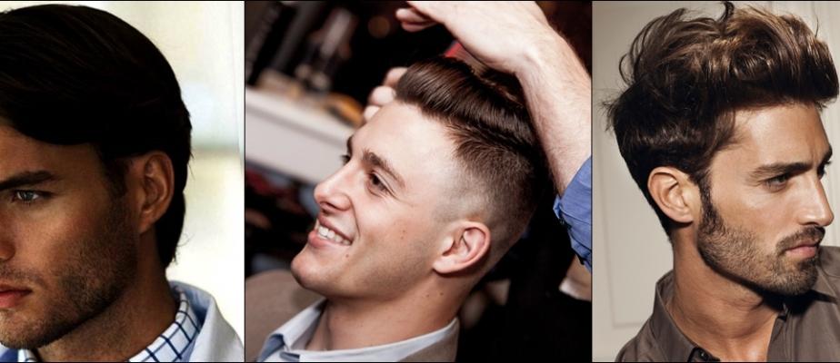Как сделать укладку на волосах мужчине 514