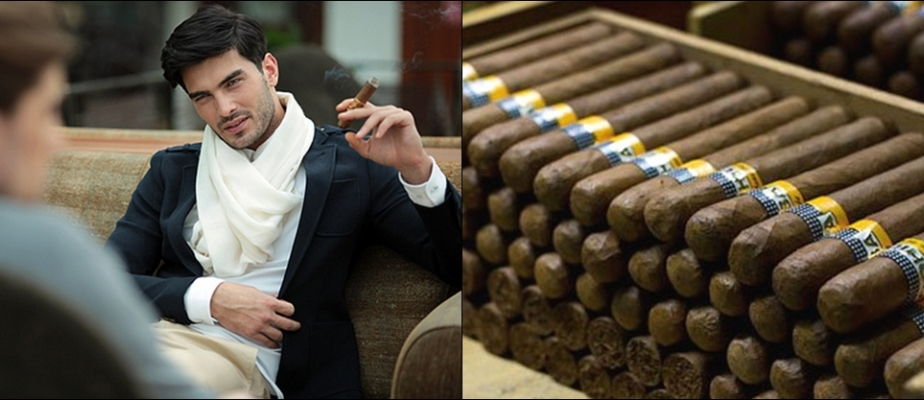 Как правильно курить кубинские сигары - советы заядлых