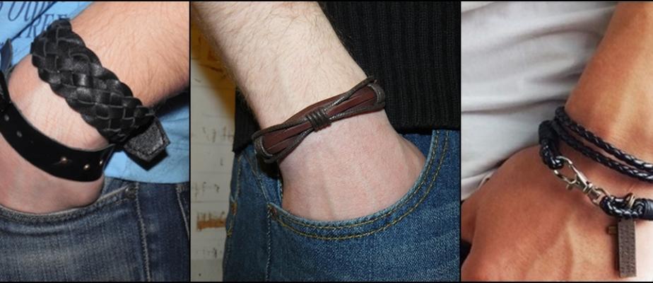 Плетения мужских браслетов своими руками 432