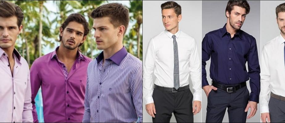 1a7b9cc6c3dc51e Рубашка с длинным рукавом является одним из самых популярных и ...