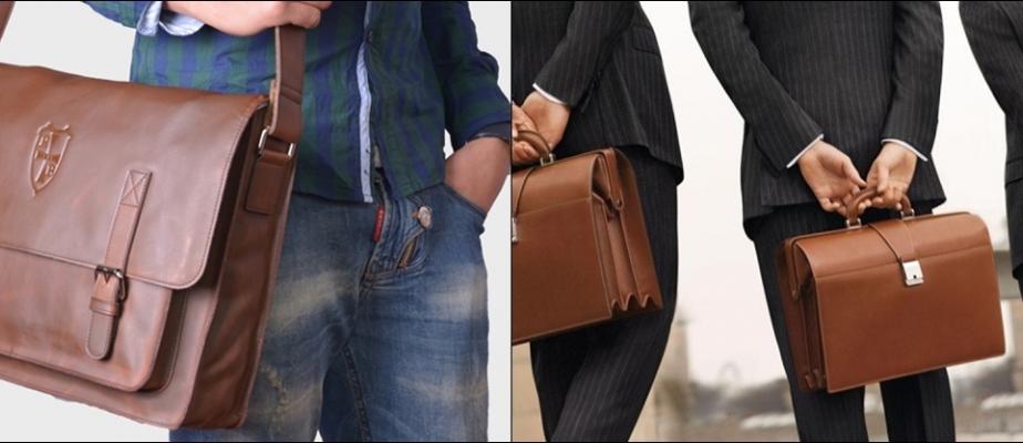 71c61ca581b3 Мужские кожаные сумки от мировых брендов должны быть в гардеробе у ...