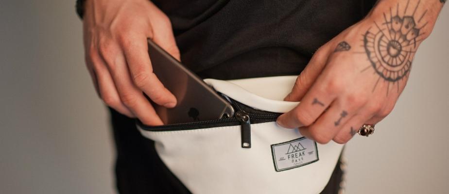 Модные мужские сумки на ремне купить женский ремень портупея