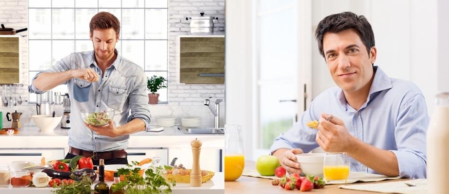 Диета для мужа при проблемах со здоровьем