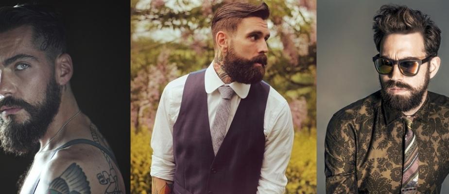 Какая борода подойдет для овального лица