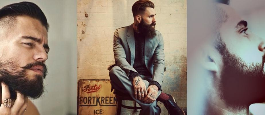 Что делать, если борода растет неравномерно?
