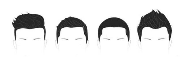 стрижки для квадратного лица