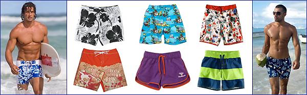Как купить мужские шорты для пляжа, советы