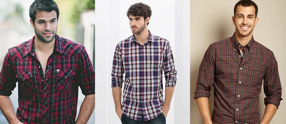 cd6699176a6eaf5 Мужские рубашки в клетку – как легко создать стильный образ.