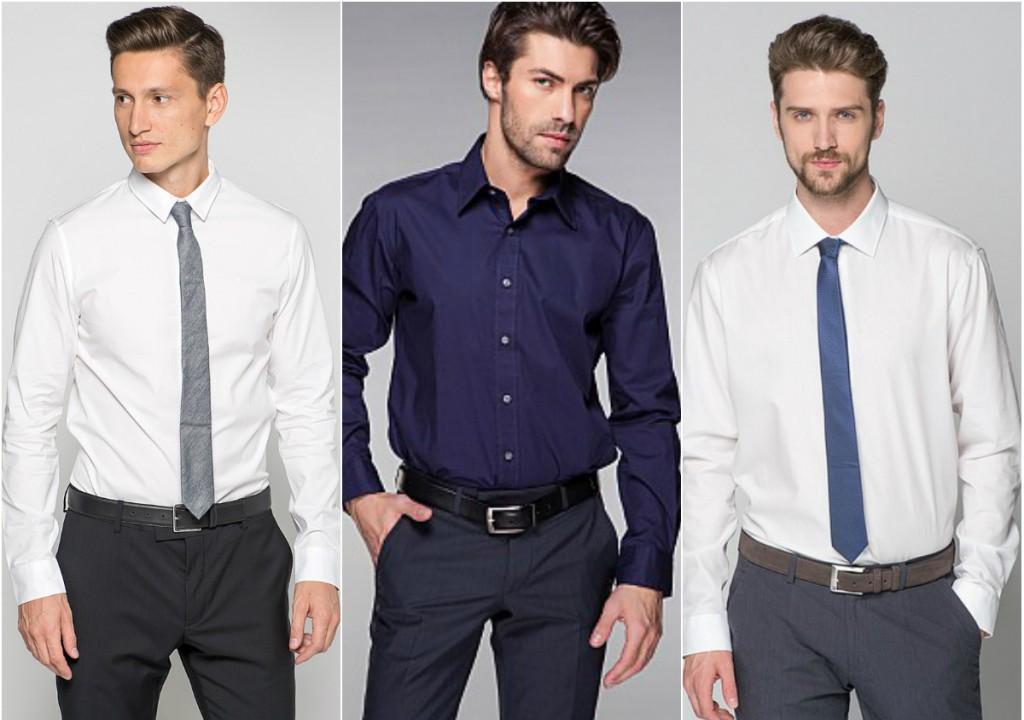 Рубашка и брюки