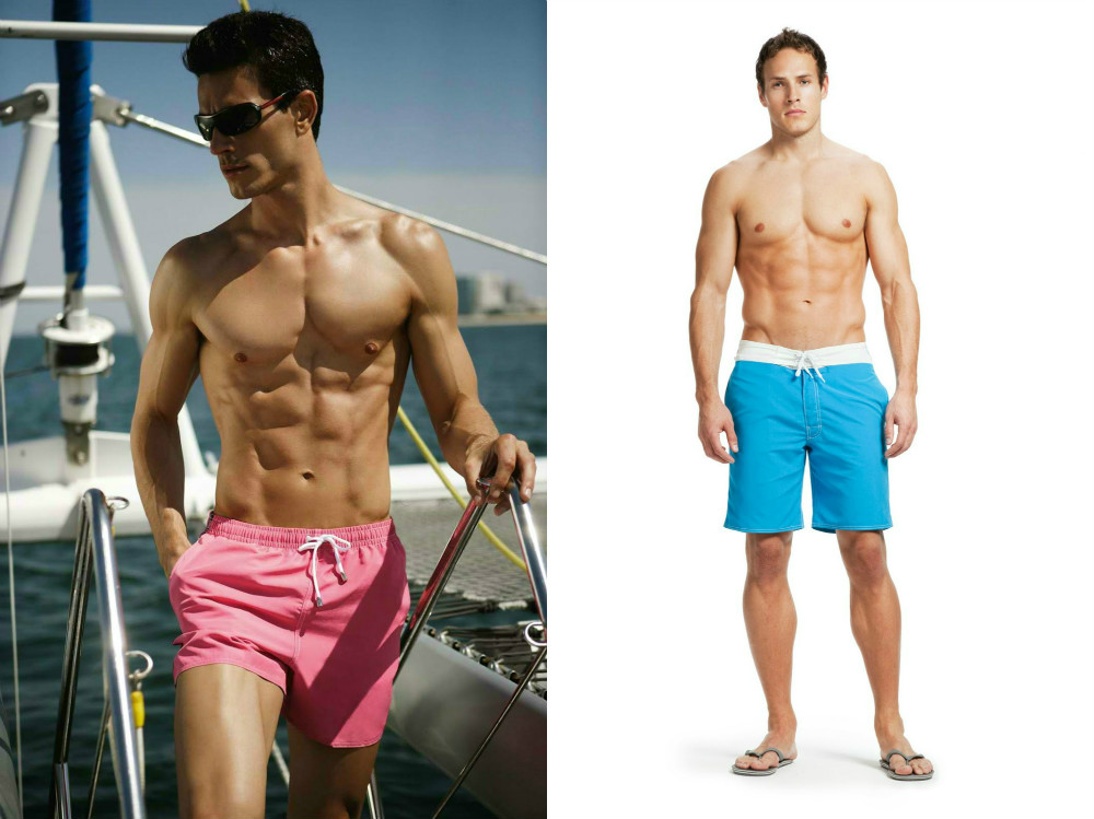 Шорты мужские для плавания являются стильной и полезной вещью 74c9a5bc88d92