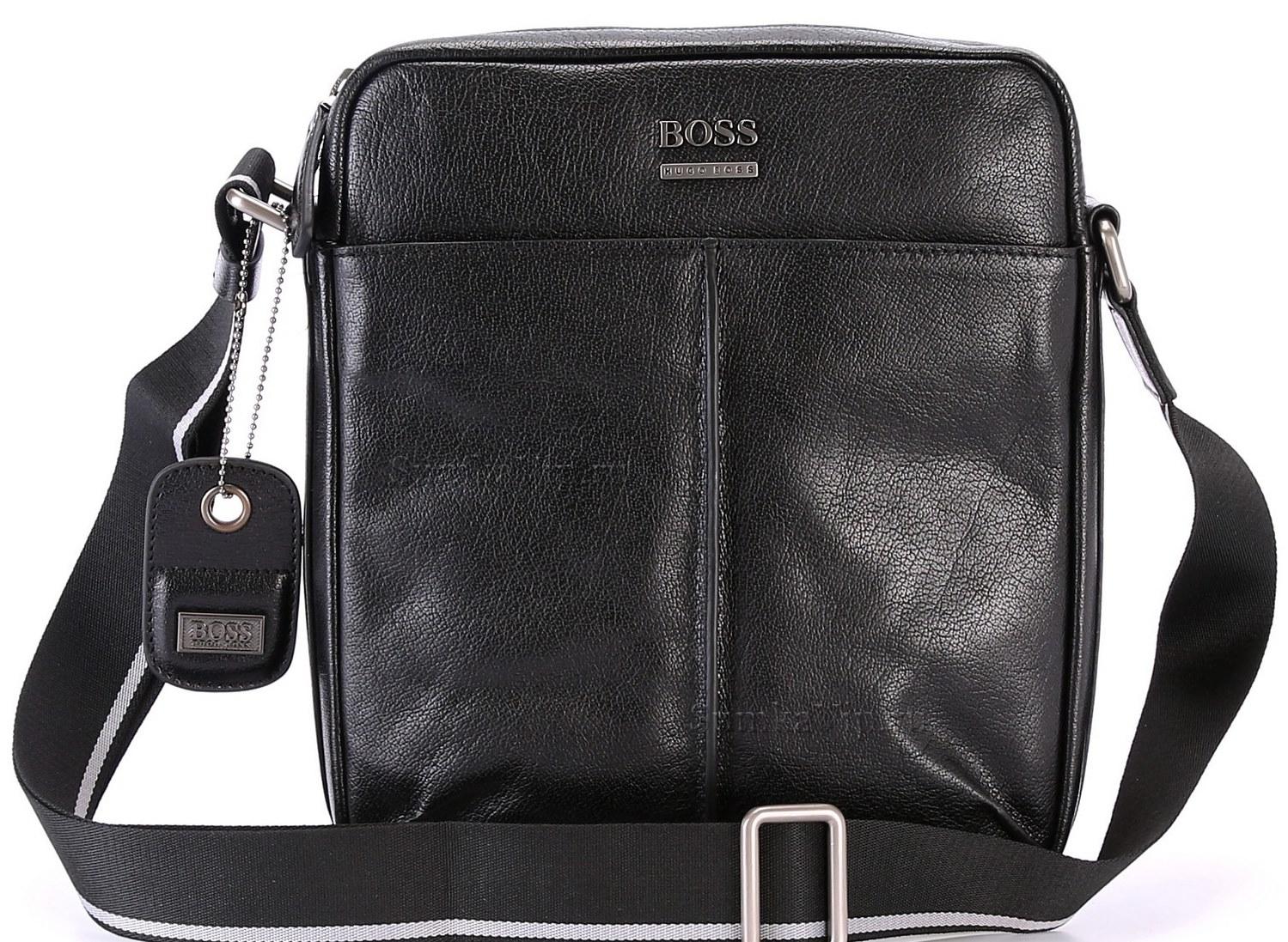 Мужские сумки через плечо - тренд этого сезона 3241b54f654