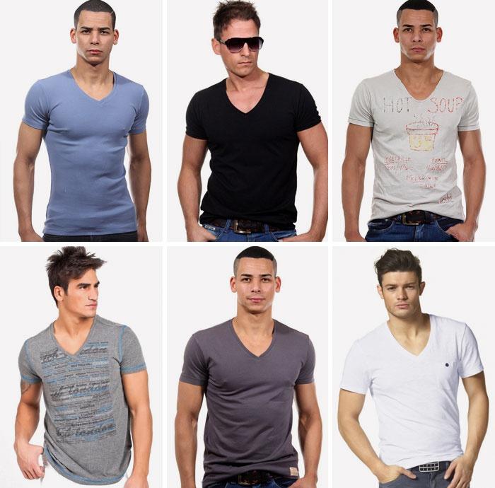 Разновидности мужских маек с фото
