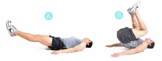 Упражнения на внутреннюю сторону бедра для женщин