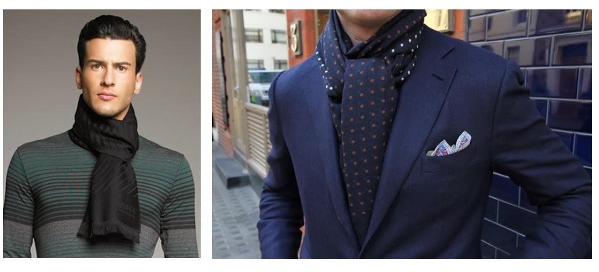 6a493a9803e Как выбрать шарф и с чем носить этот мужской аксессуар