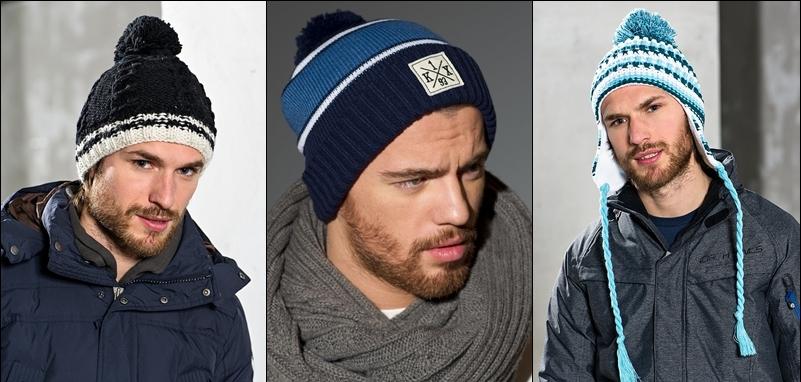 вязаные шапки современное представление в мире моды