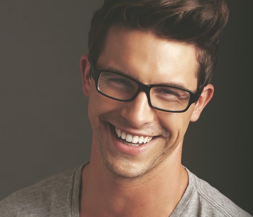 Мужские очки для зрения, виды оправ. Методы подбора по стилю и форме d561fb9ab2d