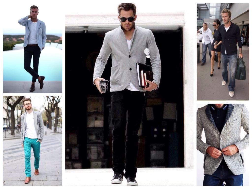 стильные мужчины