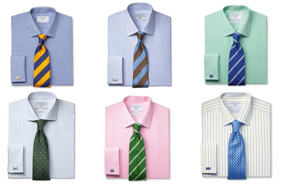 Как правильно подобрать галстук к костюму фото