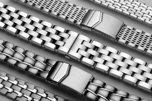 Браслеты металлические производство