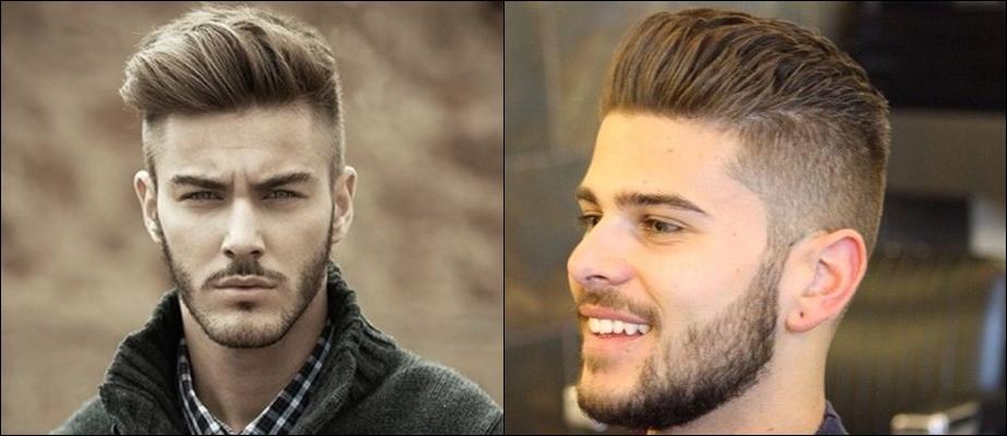 Прически бороды у мужчин фото стильные