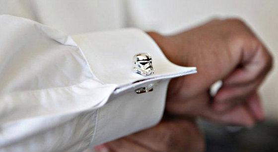 ebf91cb90b9 Запонки на рубашке являются стильным мужским аксессуаром