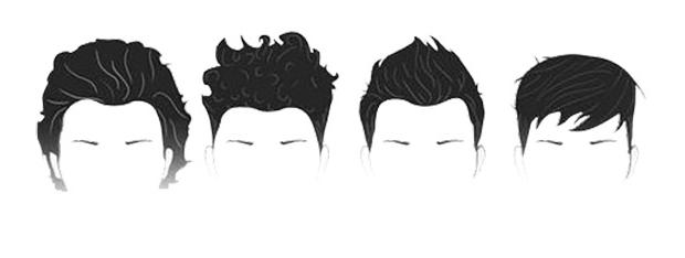 стрижки для треугольной формы лица