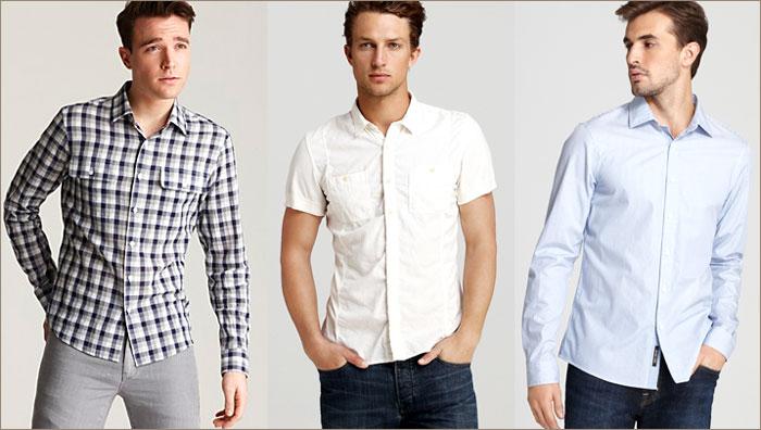 4216fb6861d1a2c Приталенные рубашки мужские: классификация и практические советы
