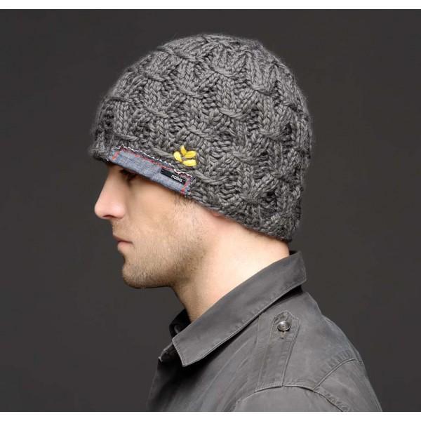 Мужская шапка своими руками фото