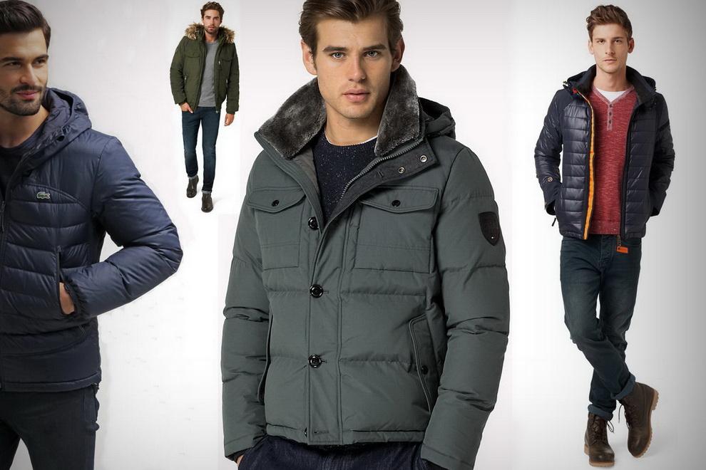 Как выбрать мужскую зимнюю куртку?