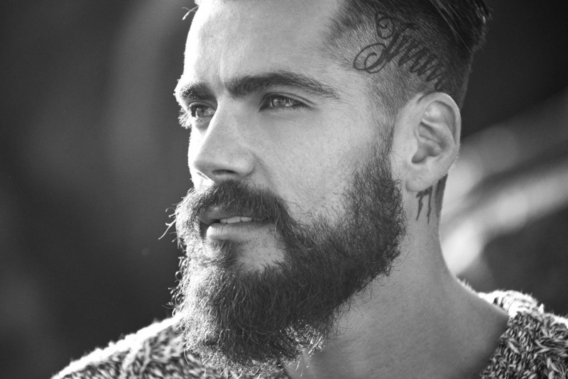 картинка мужики с бородой крайне субъективный вид