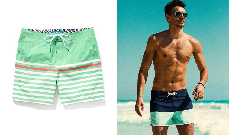Пляжные шорты для мужчин являются оригинальными и стильными вещами ... 6cc0410378ba2