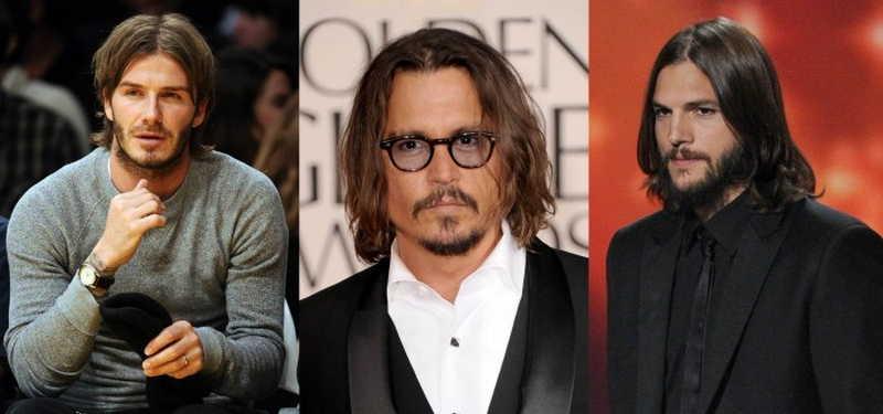 знаменитости с бородами разного типа