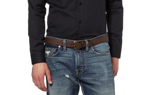 Выбор ремня мужского как одеть ремень мужской