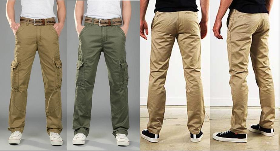 Мужские брюки карго купить